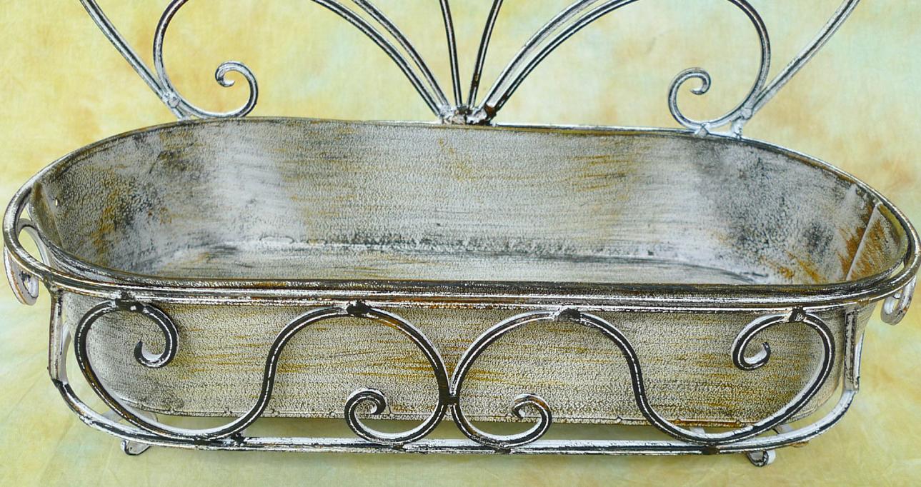 Schirmständer Garderobe Metall Nostalgie Regenschirmständer 0944043-Ea